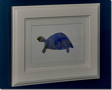 Turtle - Toddler Art