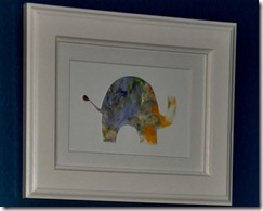 Elephant - Toddler Art