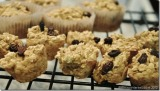 Thanks Pinterest: Oatmeal Muffins