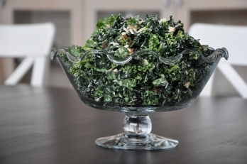 Deelish Kale Salad